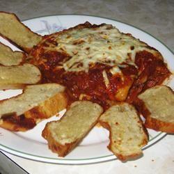Lazy Lasagna II Manda