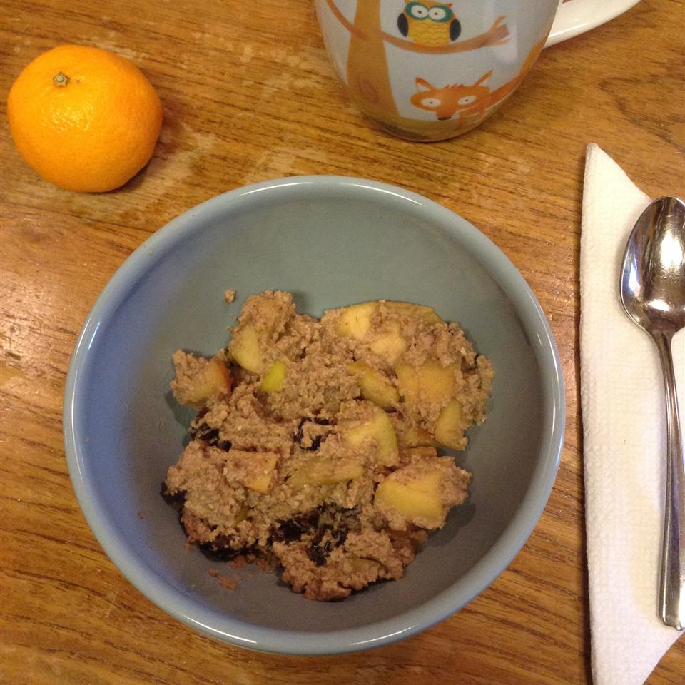 Paleo Oatmeal (Not Really Oatmeal At All) Kathy Costa Upshaw