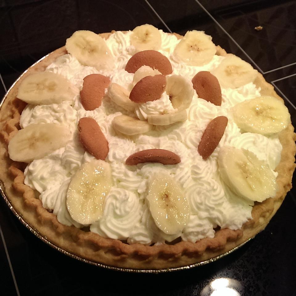 Banana Cream Pie I Fabienne Zimmerman