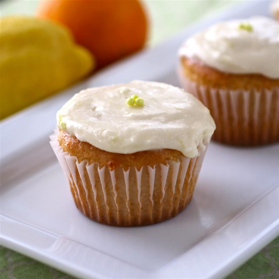 Triple Citrus Cupcakes My Hot Southern Mess