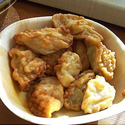 Pisang Goreng (Indonesian Banana Fritters) SummerRain