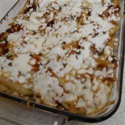 Bechamel Chicken Pasta Katie
