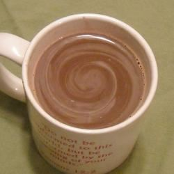 Peanut Buttercup Hot Chocolate ~TxCin~ILove2Ck