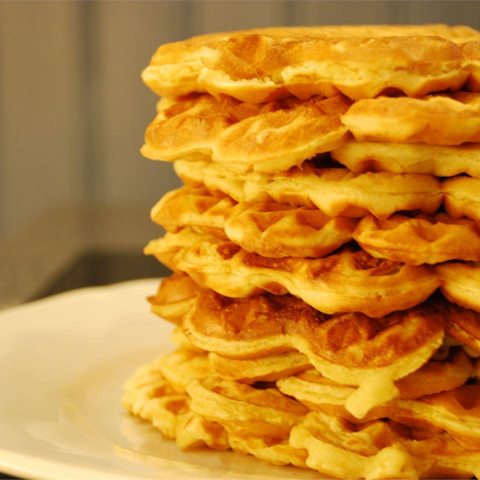 Norwegian Waffles Brandy Dykes