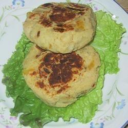 Magpie's Easy Falafel Cakes sueb