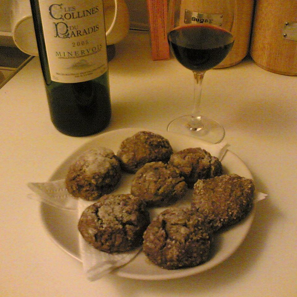 Wine Cookies (Original Italian)