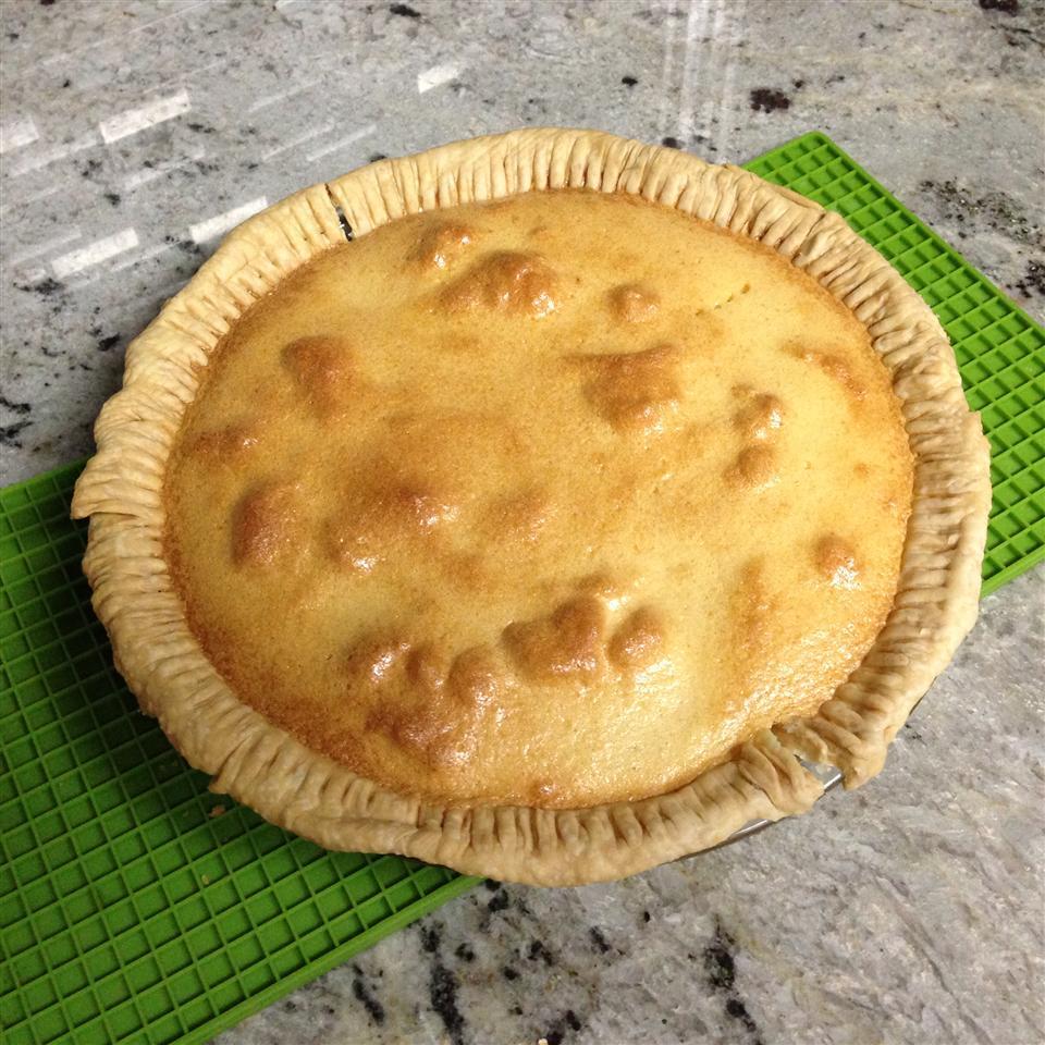 Egg Custard Pie I Chelle_rsv