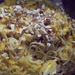 Chicken Tetrazzini III