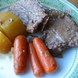 Slow Cooker Tender and Yummy Round Steak Shalaine_1