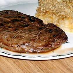 Steak Continental Erimess