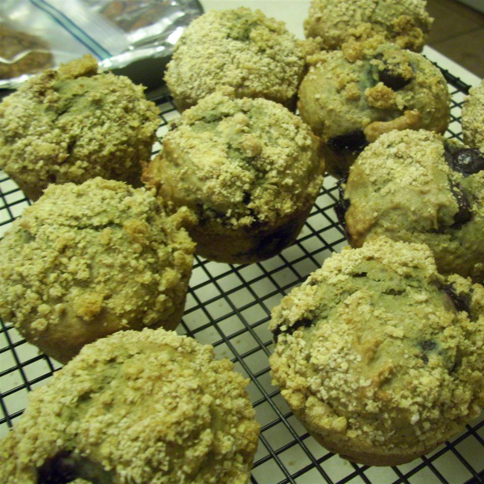 Blueberry Delight Muffins Blessed Baker