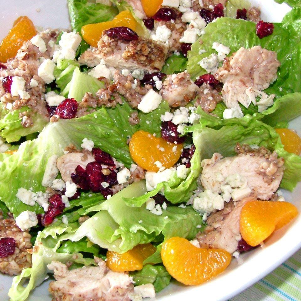 Pecan Crusted Chicken Salad LIANAD