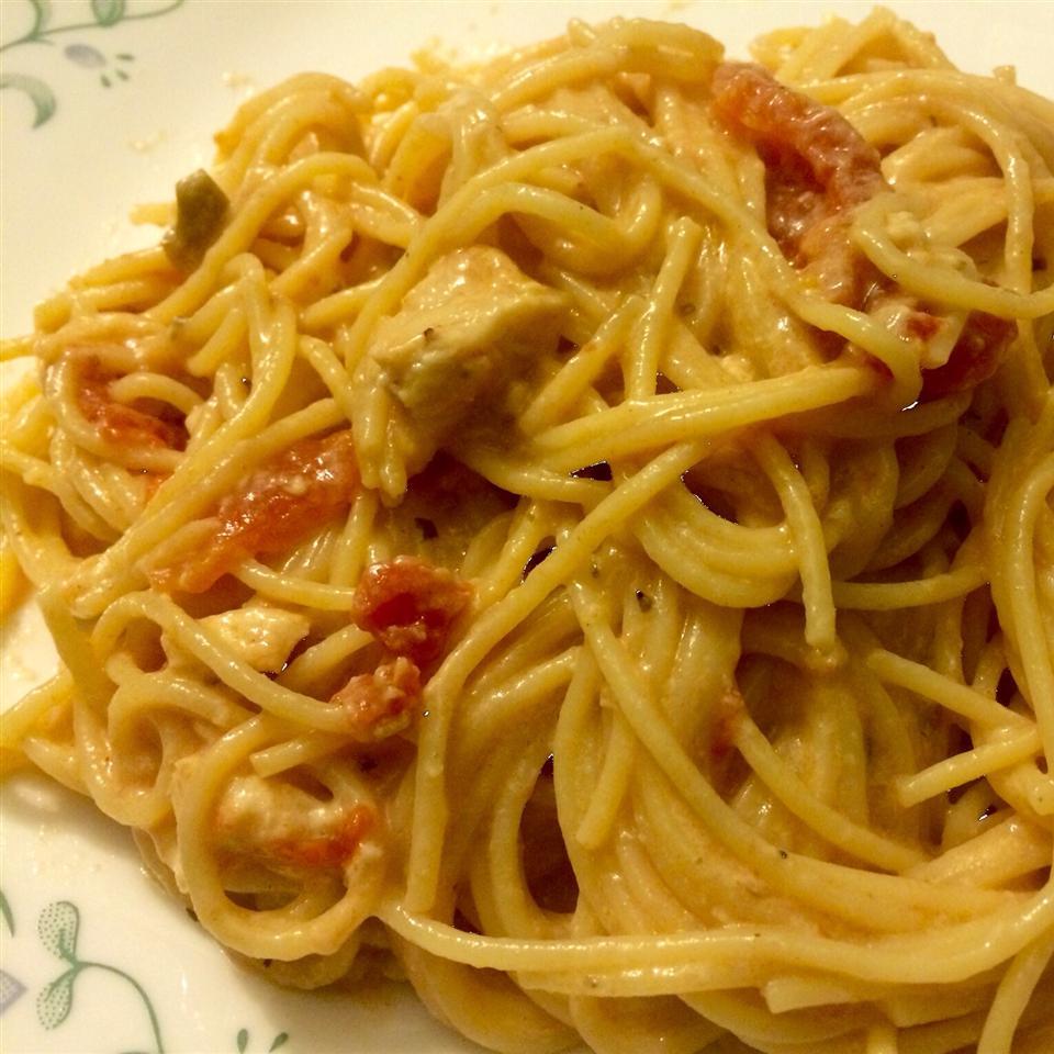 Chicken Spaghetti III Bevvt