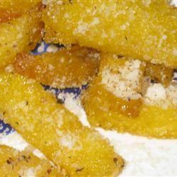 Polenta Fries Baby Potsticker