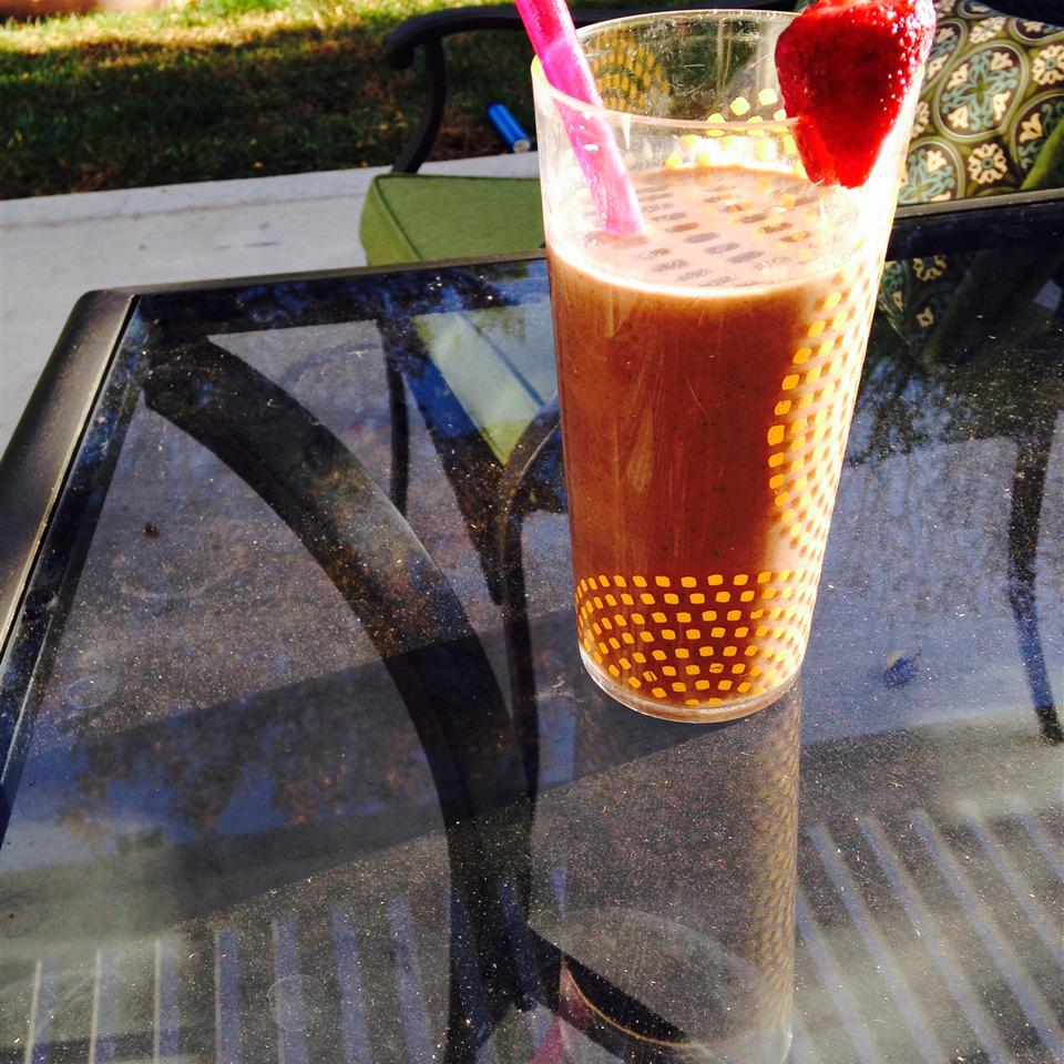 Any Way You Want It Kale Smoothie Ashlie Boucher