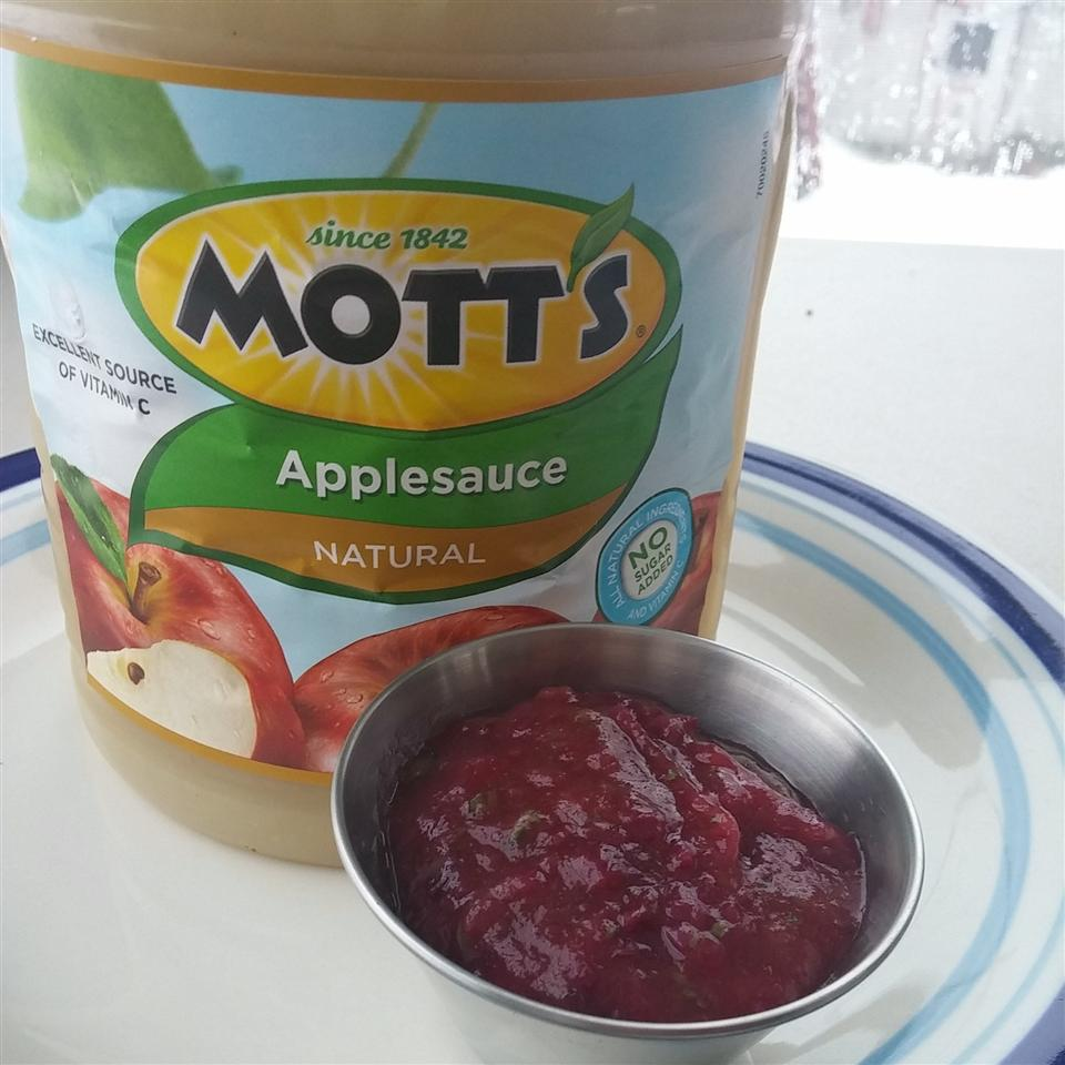 Apple Cranberry Relish from Mott's®