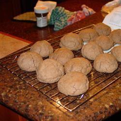 Hazelnut Cocoa Cookies cookierookie