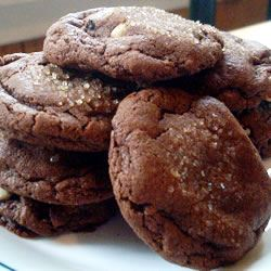 Caramel Filled Chocolate Cookies Michelle Ramey