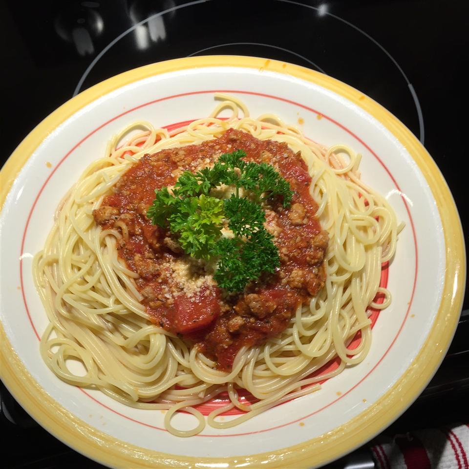 Spaghetti Italian byku