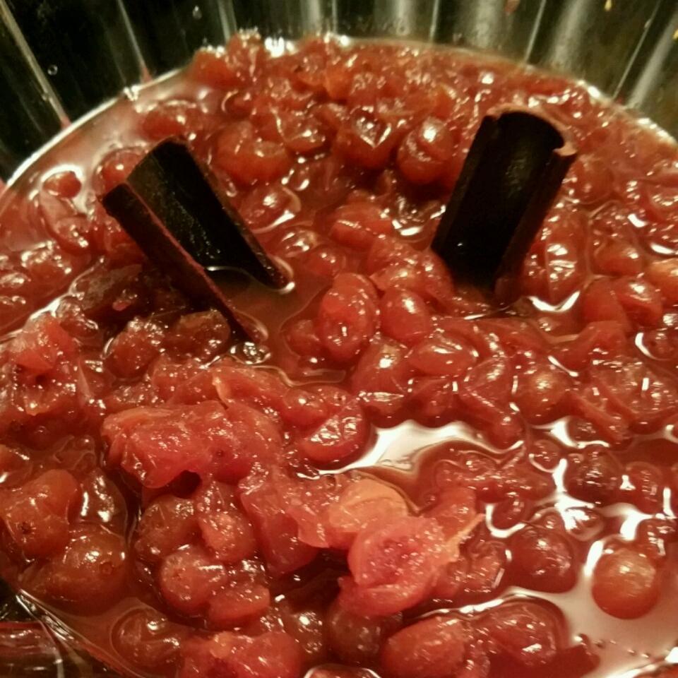 Oranged Cranberry Sauce