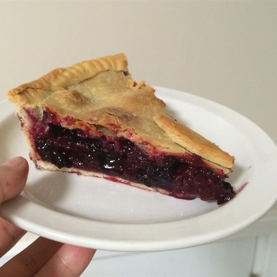 Blackberry and Blueberry Pie nericerqueira