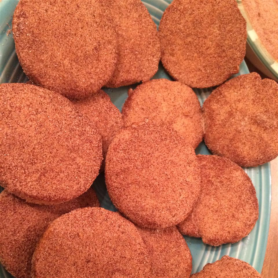 Mexican Sugar Cookies mommacancook505