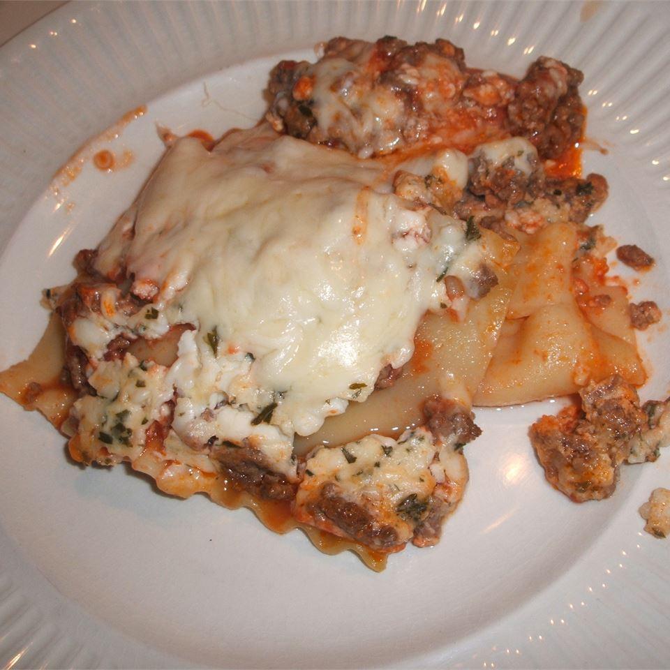 Easy Lasagna III Bill Gillaspie