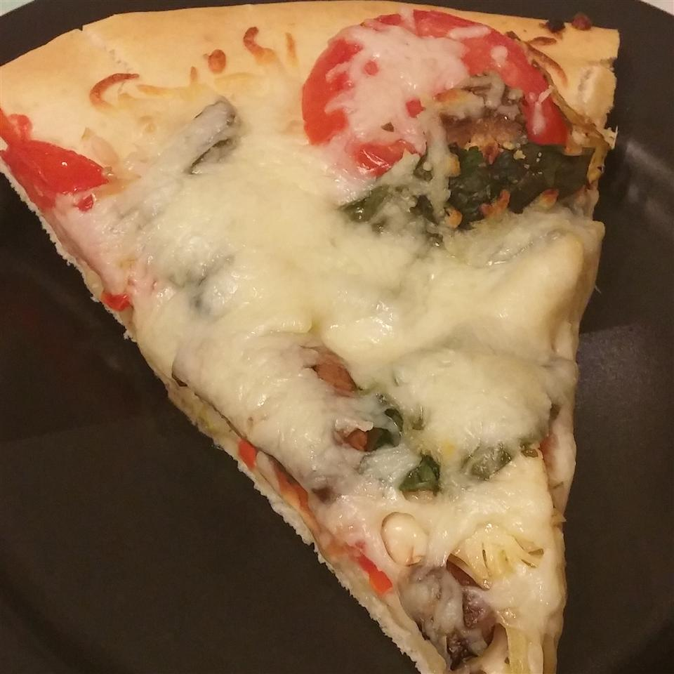 California Grilled Pizza ilkaisha