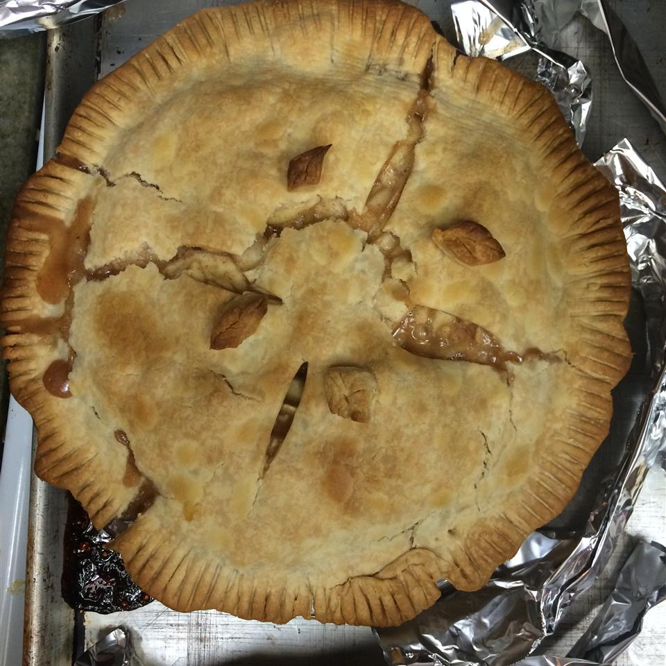 Perfect Apple Pie Valerie Pineda