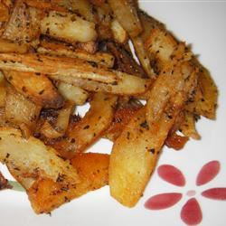 Spiced Potatoes Storm