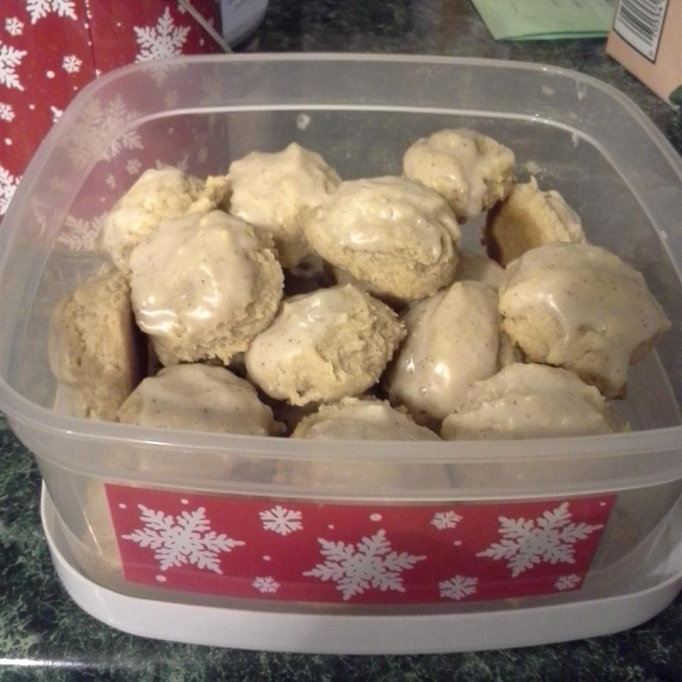 Eggnog Cookies II Mistin Fink