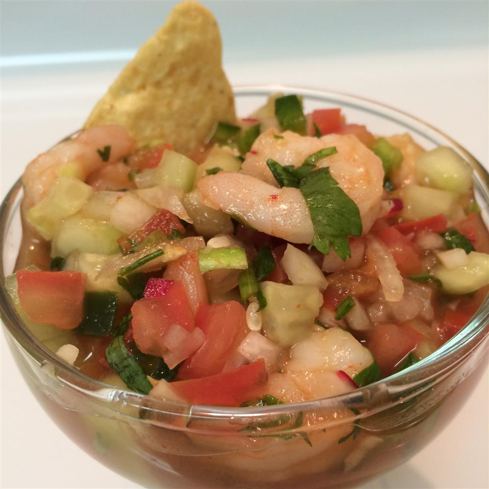 Mexican Ceviche bearknuckles