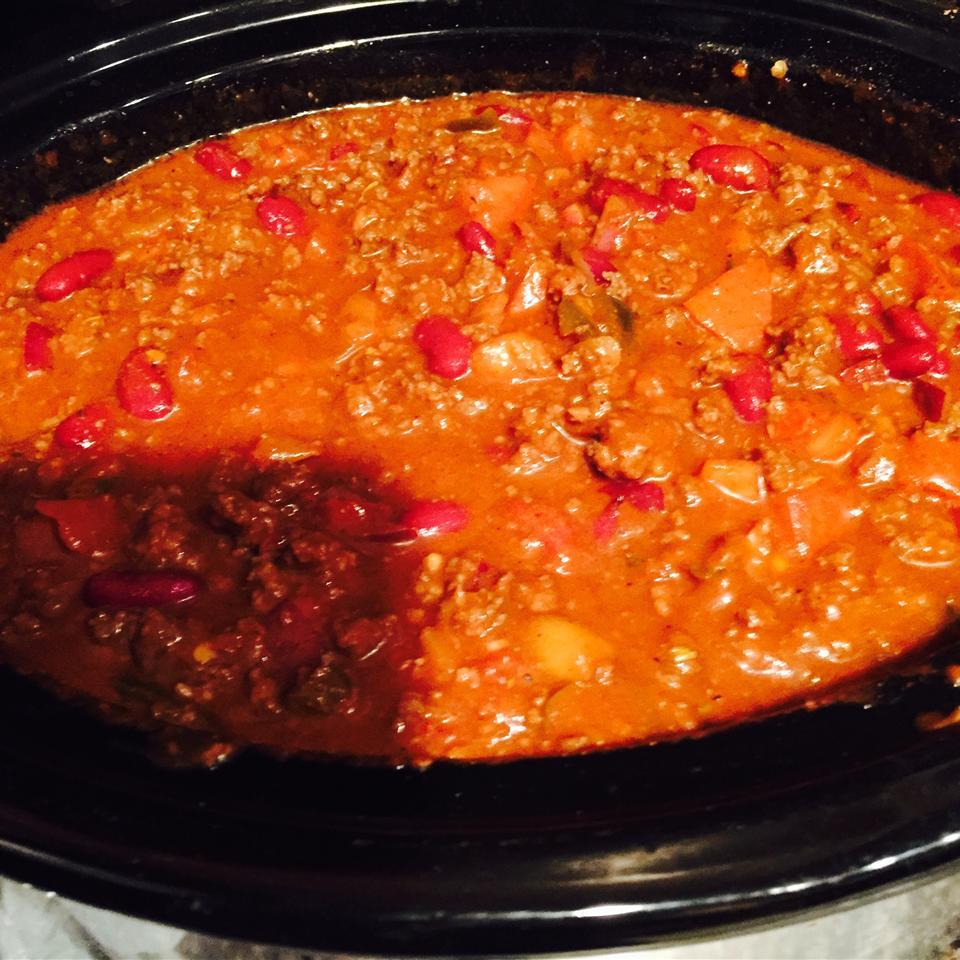 Chili con Carne III tiffany