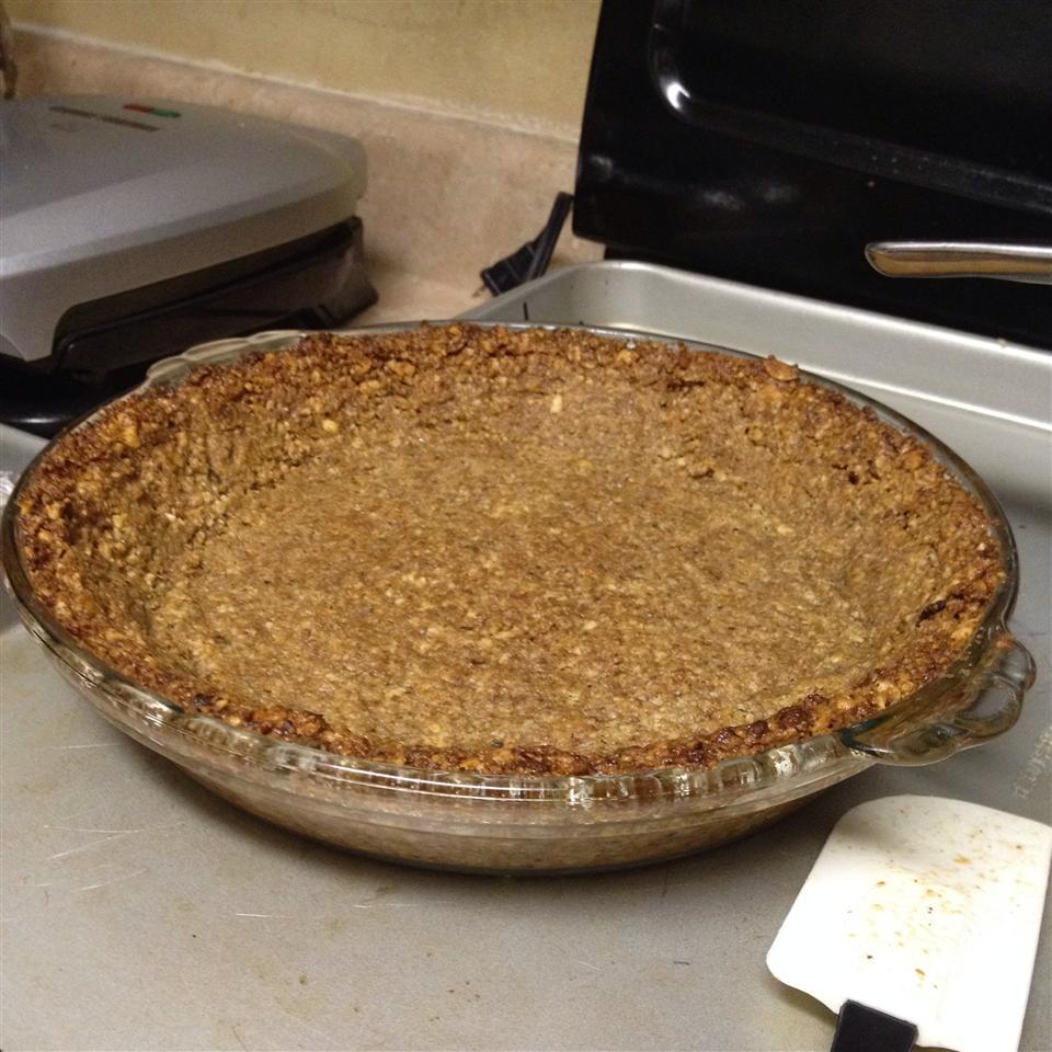 Walnut Pie Crust stephanie