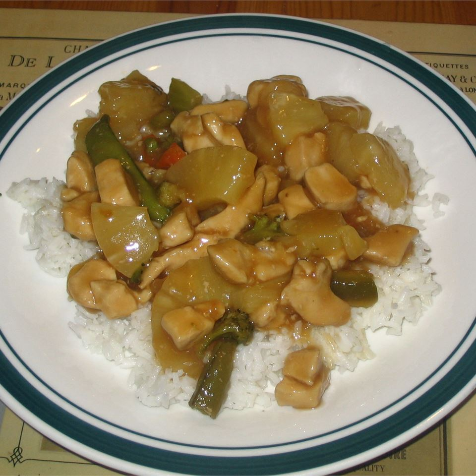Sweet and Sour Chicken II Mark P