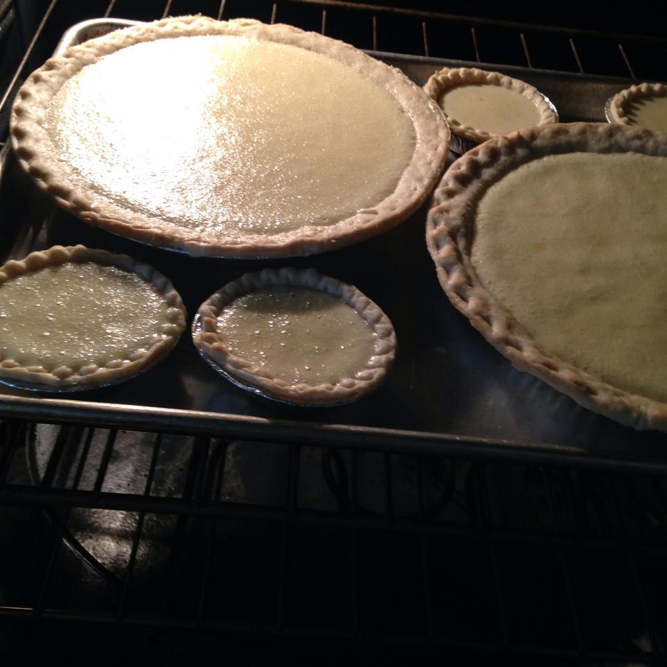 Buttermilk Pie IV Rebecca