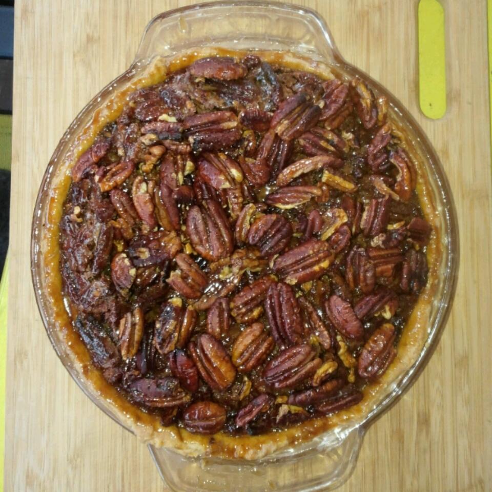 Honey Crunch Pecan Pie Lisle H