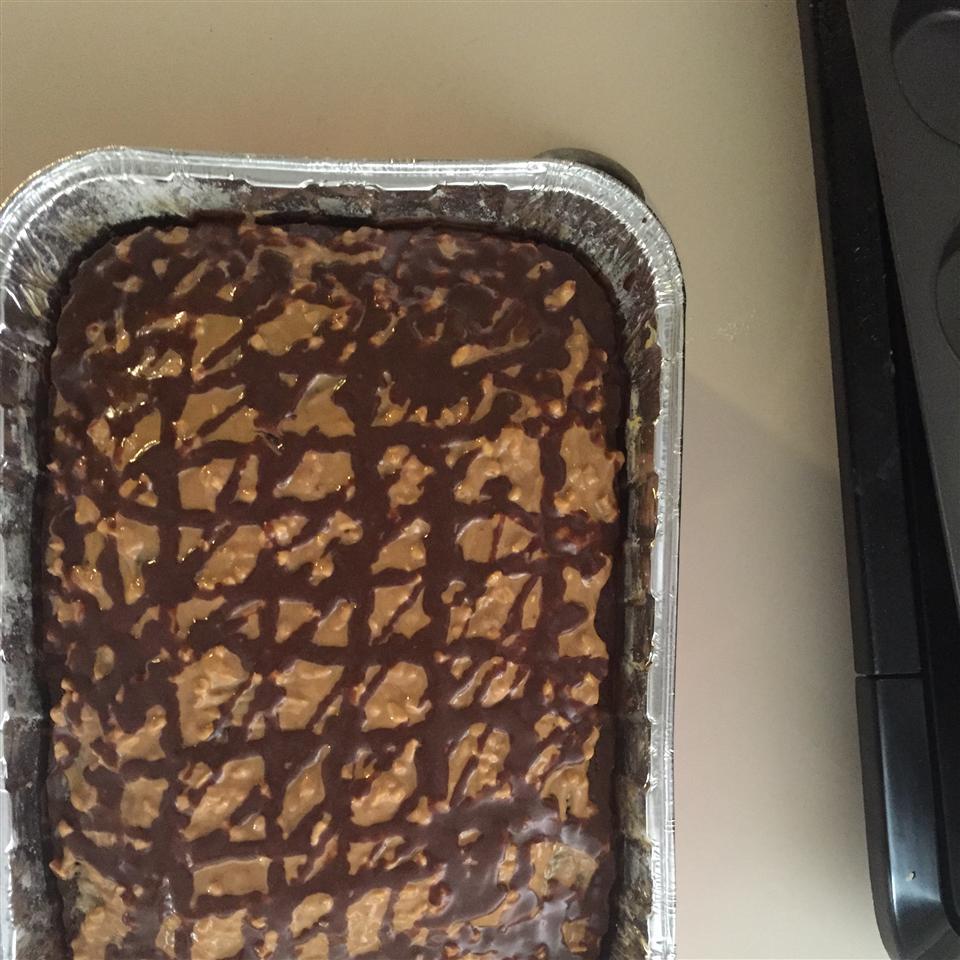 Peanut Butter and Chocolate Cake II Jae