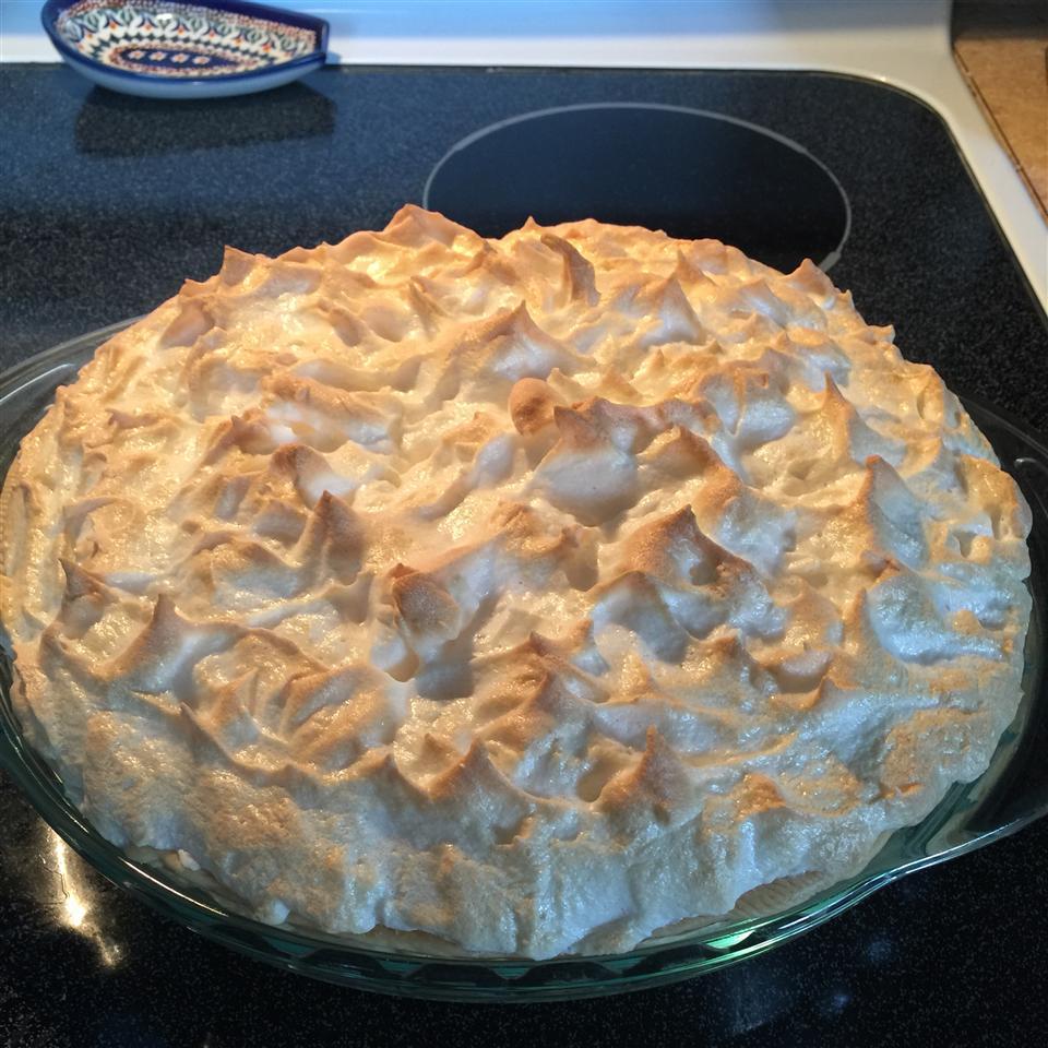 Grandaddy's Sweet Potato Meringue Pie Julie Ledford