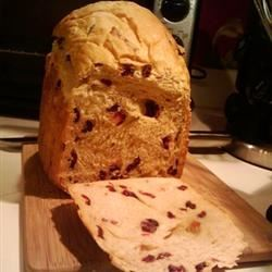 Cranberry Orange Breakfast Bread jenapae
