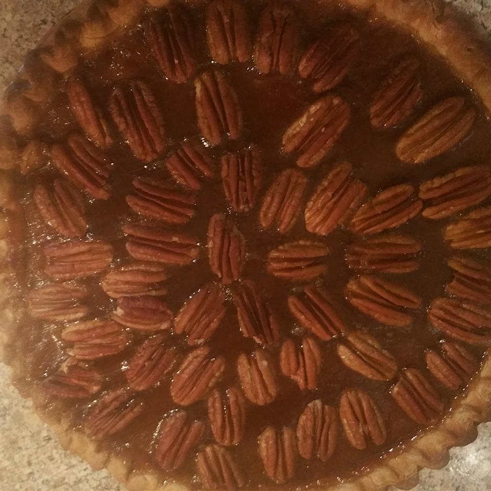 Sweet Potato Pecan Pie Adrienne Alicia Spates