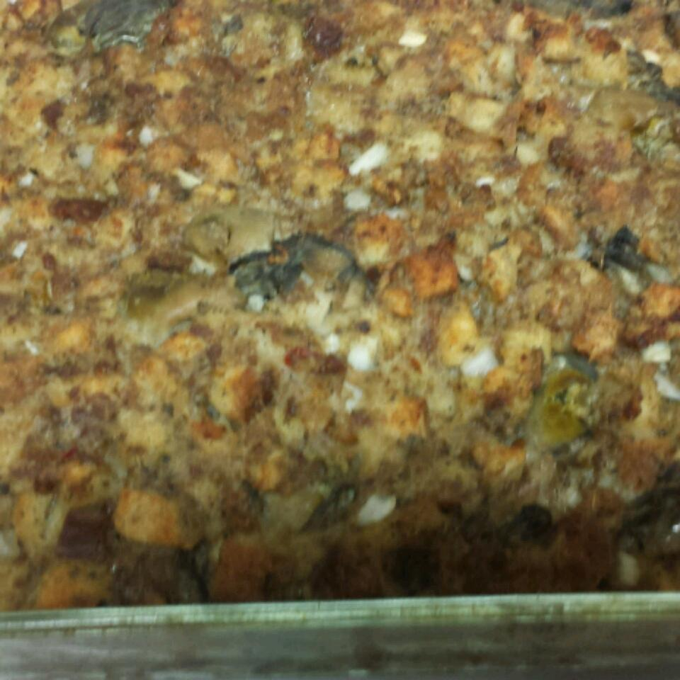 Holiday Oyster Stuffing blue stone 1