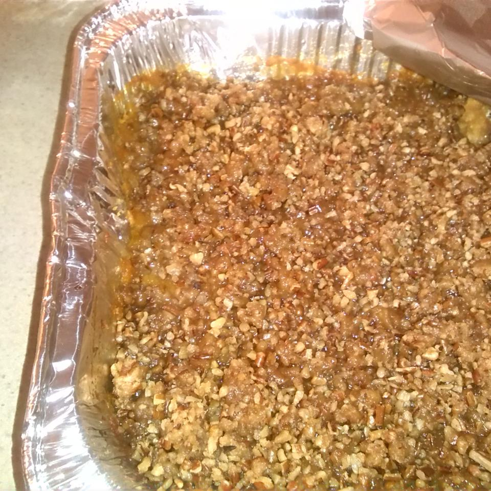 Sweet Potato Casserole Dessert