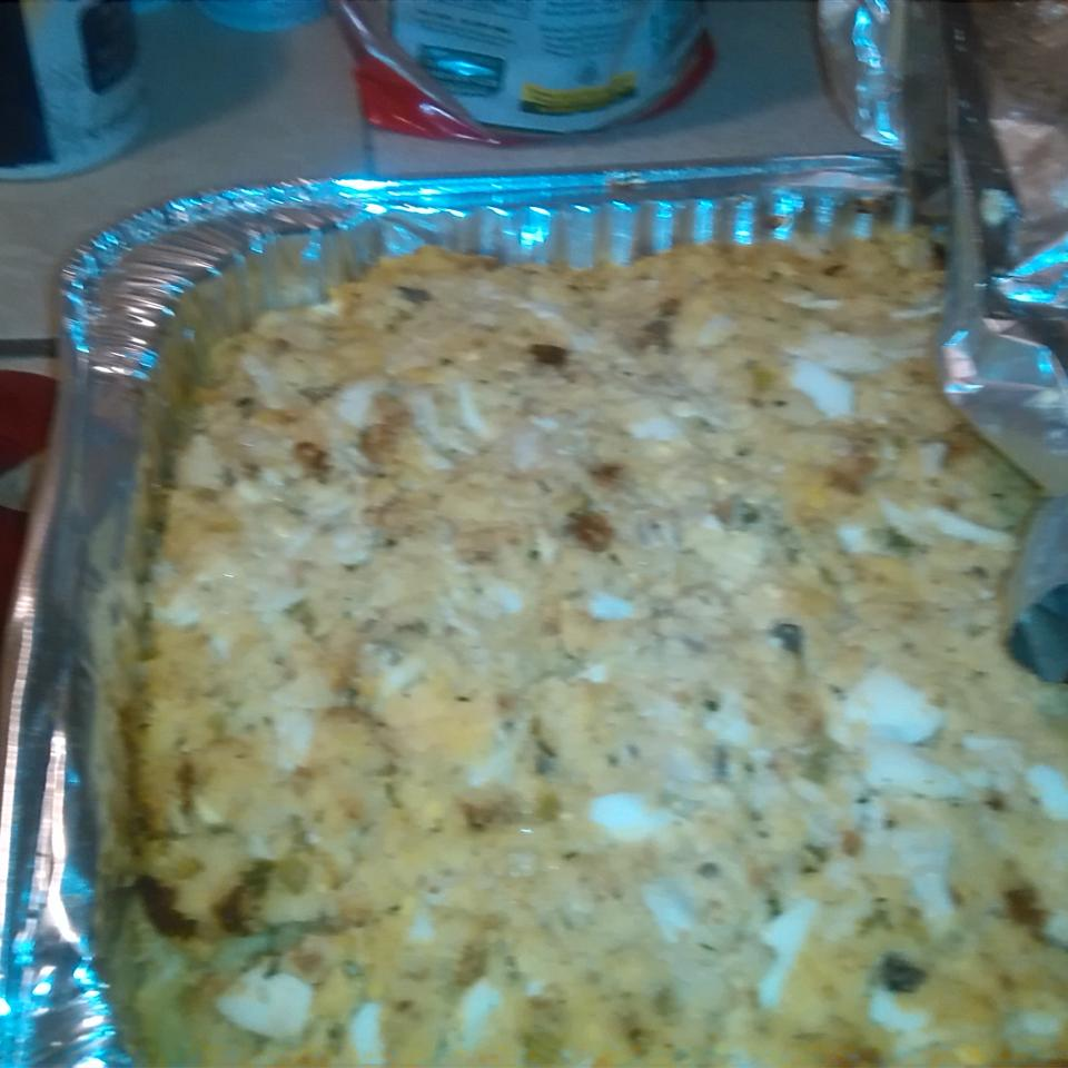 Southern Cornbread Dressing Mallory Rose Spencer