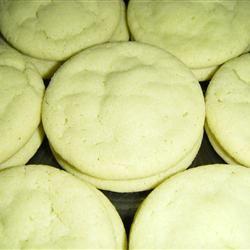 Easy Sugar Cookies Lillian Lasher