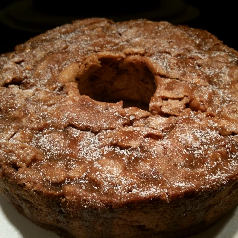 German Apple Cake I LMPereira1