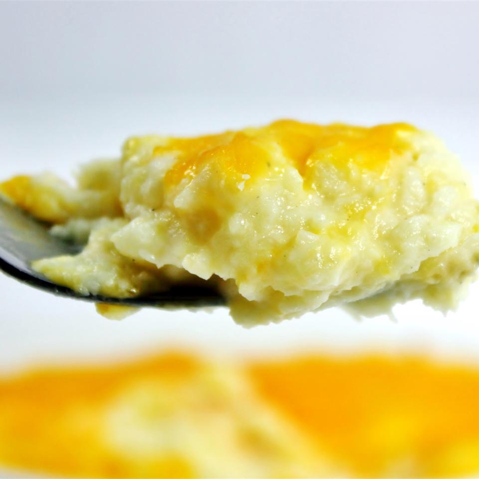 Mashed Cauliflower Bake Aja