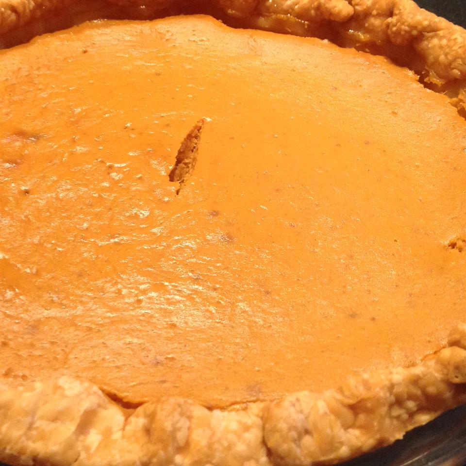 Pilgrim Pumpkin Pie Esmee Williams
