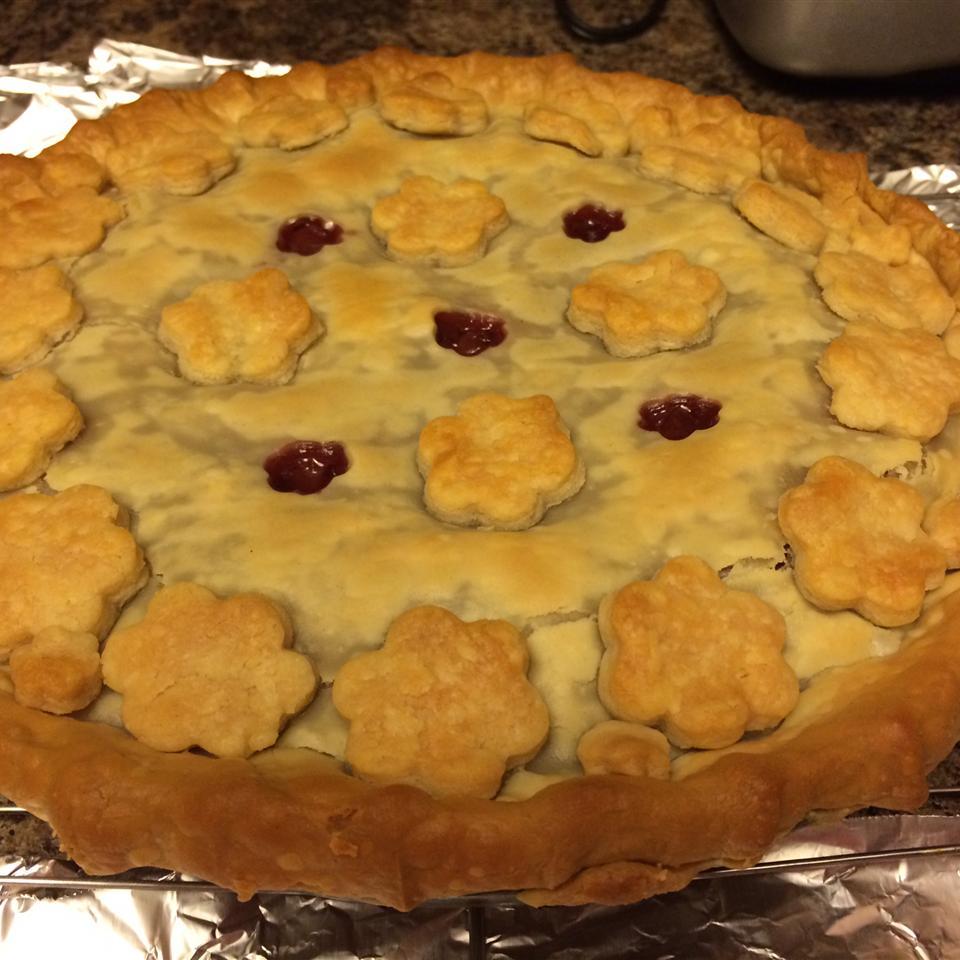 Buttermilk Pie Crust Jackie