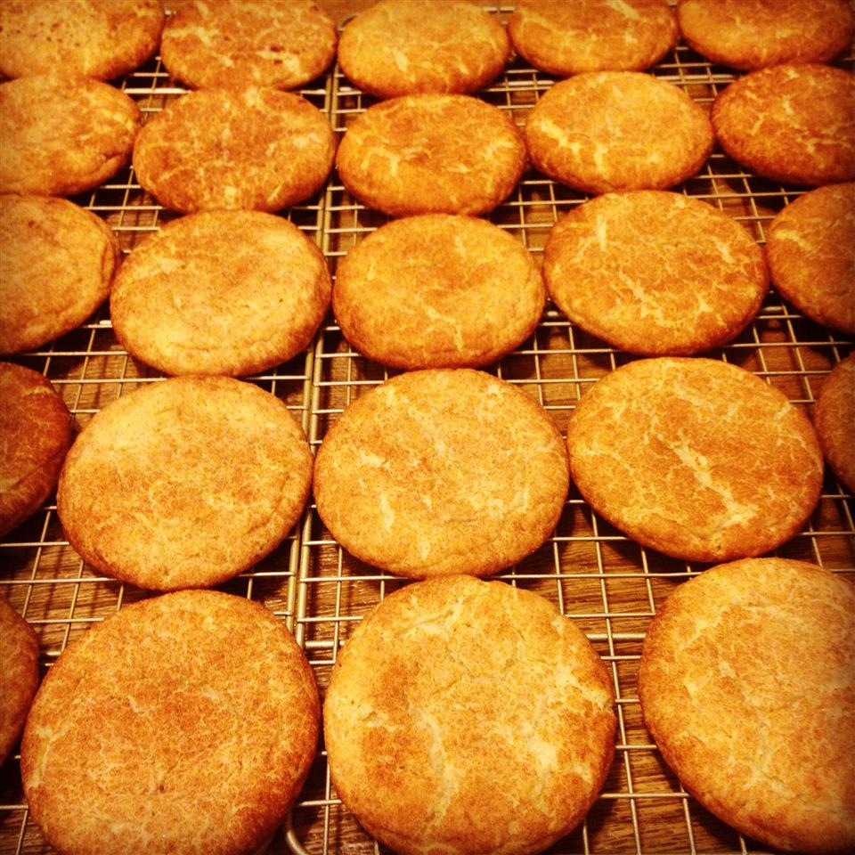 Mrs. Sigg's Snickerdoodles julsbakes